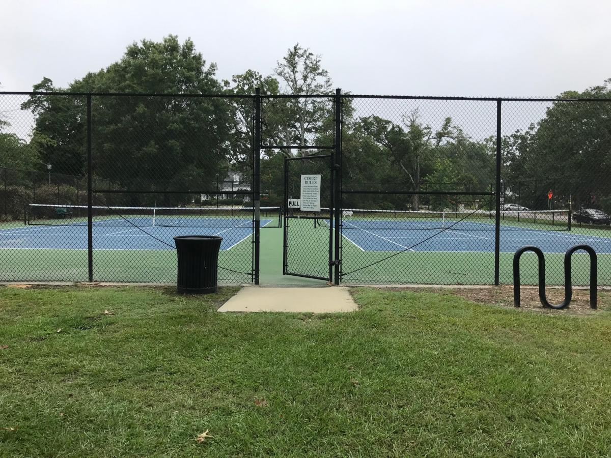 Rectory Square Tennis Courts