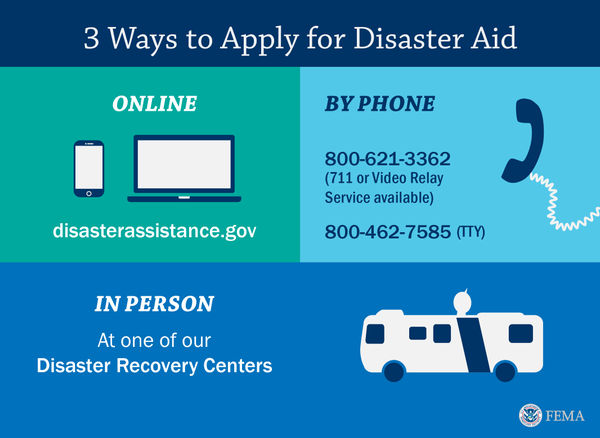 Disaster Assistance | City of Camden